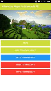 Best MCPE Adventure Maps - náhled