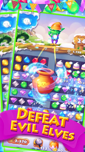 Ice Crush 2018 - A new Puzzle Matching Adventure 1.6.5 screenshots 1