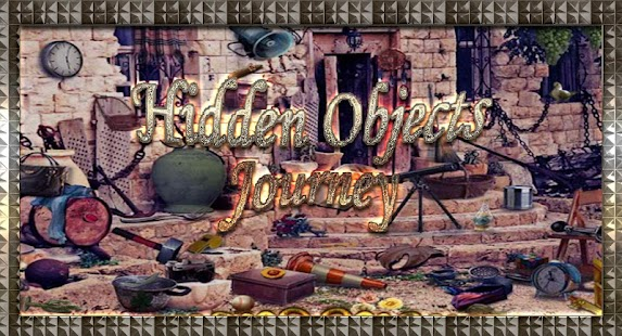 Hidden Objects Journey- screenshot thumbnail