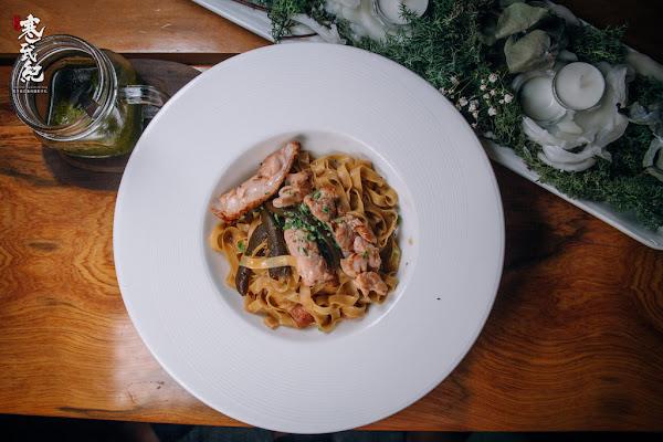 廚子市場 Le Marché de Cuistot‧捷運西湖站|低調溫暖堅持料理本心‧內科隱藏版法式小私廚!