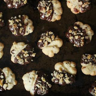 Coffee Drops cookies.