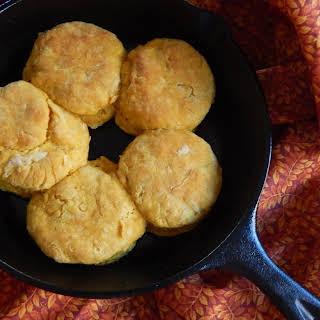 Pumpkin Biscuits.