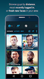 ROMEO - Gay Social Network- screenshot thumbnail