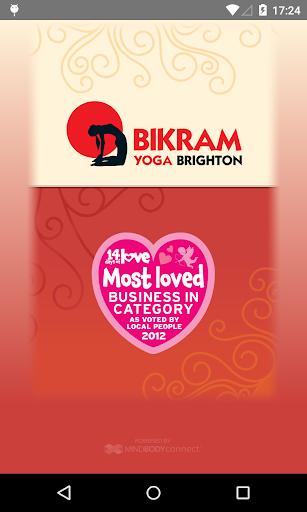 Bikram Yoga Brighton
