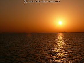 Photo: Poslední egyptsky vychod slunce / Last sunrise in Egypt