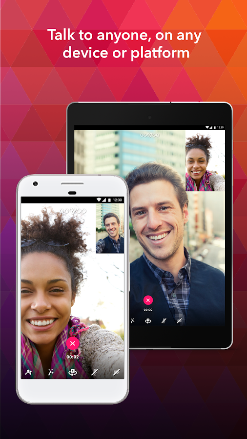 ooVoo Video Calls, Messaging & Stories- screenshot