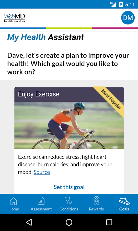 Wellness At Your Side- screenshot