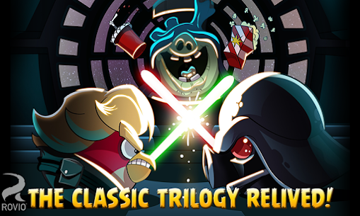 Angry Birds Star Wars  App Latest Version Download For Android and iPhone 3
