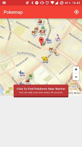 免費下載娛樂APP|PokeMap - Pokemon Go Map #1 app開箱文|APP開箱王