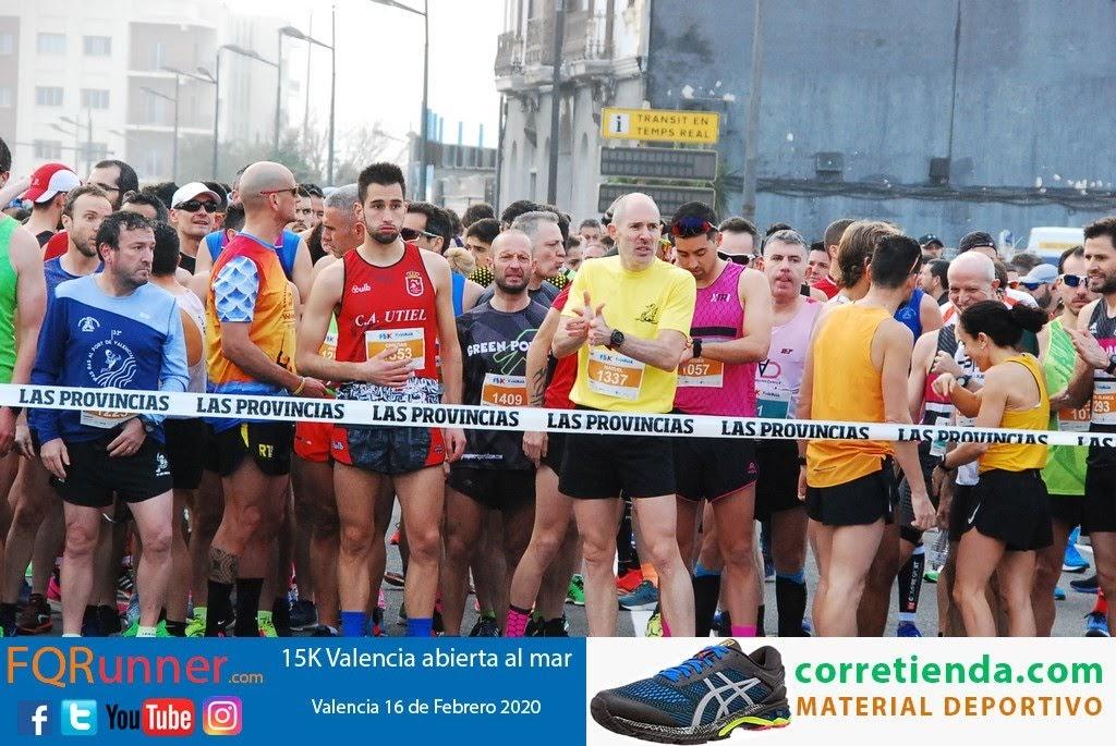 15K Valencia abierta al mar 2020