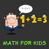 Math for kids games in English