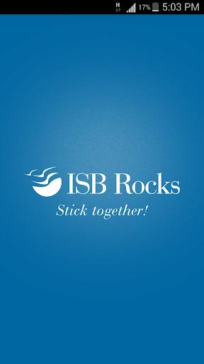 ISB Rocks