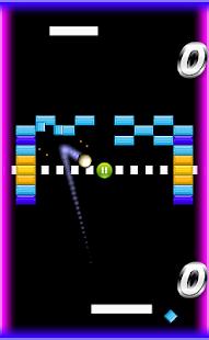 Super Pong Breaker - náhled