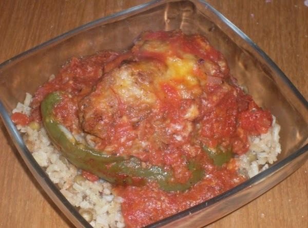 Better For You Stuffed Peppers Recipe