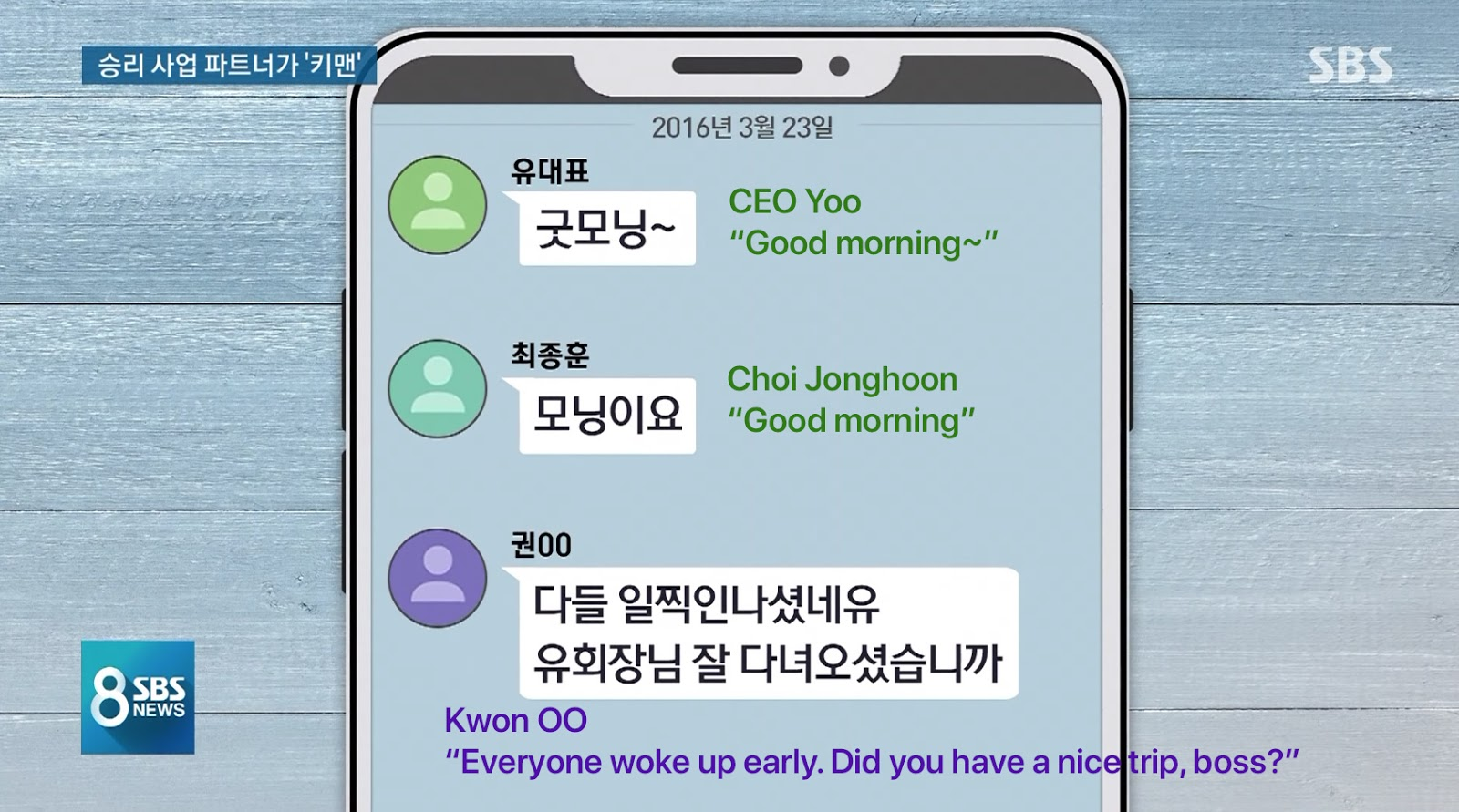 seungri ceo yoo chat 1