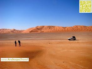 Photo: Empty Quarter Oman