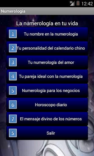 Numerologia y Horóscopo Diario