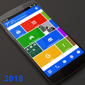 WP 8 Launcher 2018 - Metro Theme