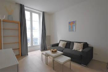 Appartement meublé 2 pièces 27,84 m2
