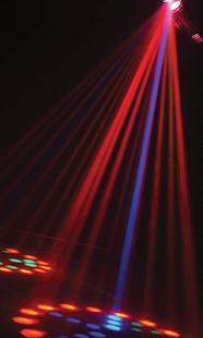Disco světlo - náhled