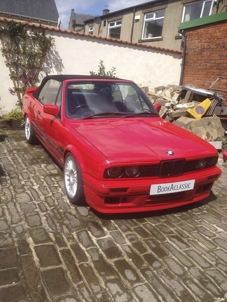 BMW E30 Hire Halifax