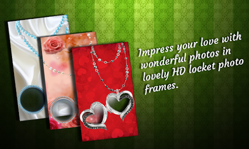 Locket Photo Frames screenshot 0