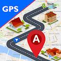 GPS Maps Navigation – Speedometer & Traffic Finder icon