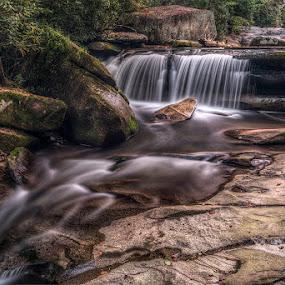 Nameless one by Jeremy Yoho - Landscapes Waterscapes ( water, waterfalls, cascade, waterfall, cascades )