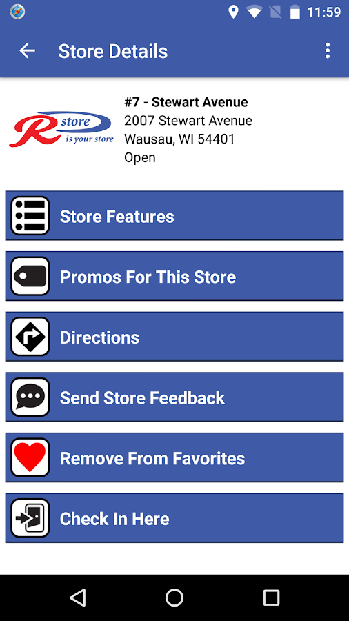 R-Store- screenshot