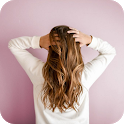 How to Grow Hair Naturally icon