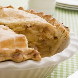 Deep Dish Apple Pie.
