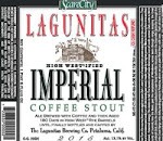 Lagunitas ScareCity #3: High West-Ified Imperial Stout