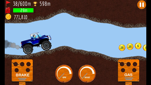 Car Racing : Hill Racing 1.1 screenshots 2
