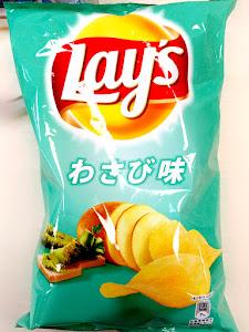 Lay's 樂事洋芋片芥末口味