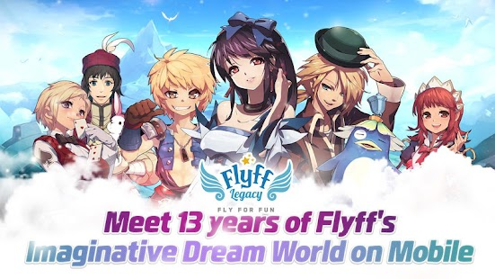 Flyff Legacy Screenshot