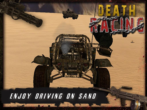 Death Race : Sahara Deserts