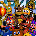 FNAF Wallpaper for New Tab Icon