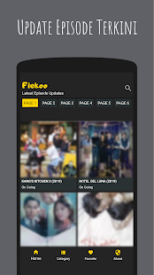 Fiekoo - Drama Korea Sub Indo Screenshot