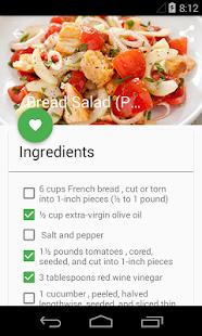 Italian Food Recipes - Apps on Google Play
