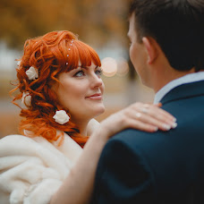 Wedding photographer Darya Gryazeva (snegsnega). Photo of 28.10.2015
