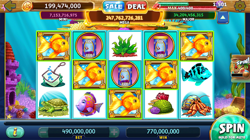 Gold Fish Casino Slots - FREE Slot Machine Games screenshot 2