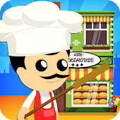 Bakehouse Tycoon - idle clicker game