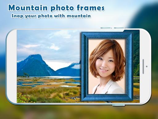 Mountain Photo Frames New