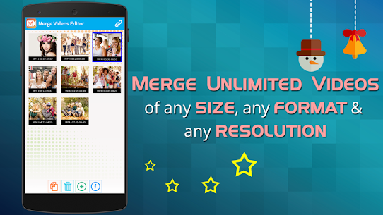 Merge Video Editor Join Trim Mod 1.35 Apk [Pro Features Unlocked] 3