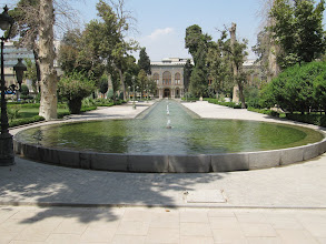Photo: Day 138 -  Another Building in Golestan Palace Complex, Tehran #2