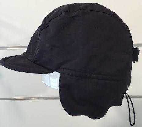 Sampson Røvær Mountain Cap black