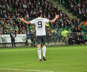 """Zlatan Ibrahimovic adresse un message à Vincent Kompany : """"Peu ont réalisé que ce tu as fait"""" (Vidéo)"""