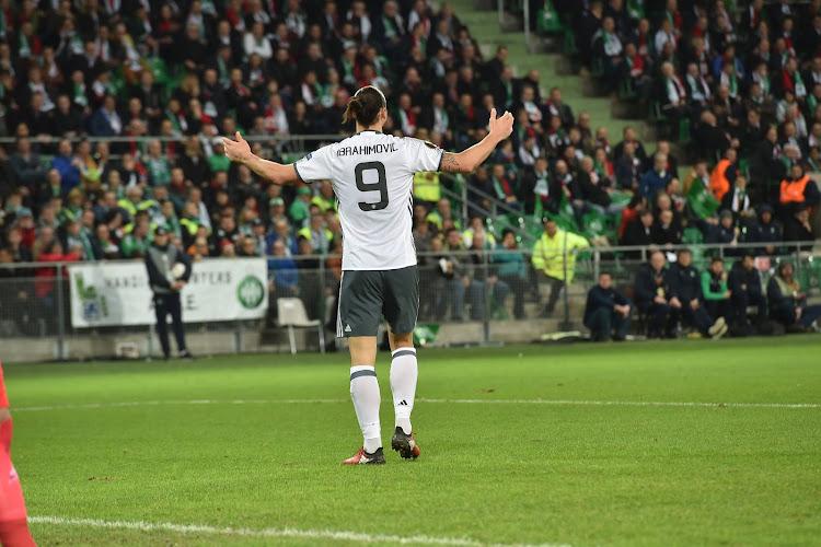 Les drôles de voeux de Zlatan Ibrahimovic