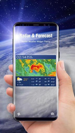 Weather radar & Global weather 16.6.0.6243_50109 Screenshots 2