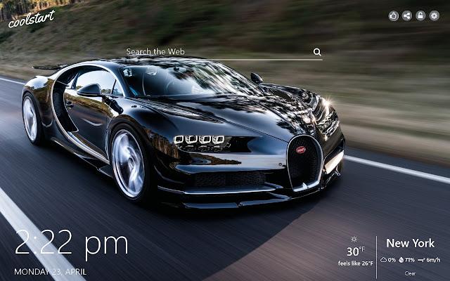 Bugatti HD Wallpapers Super Cars Theme